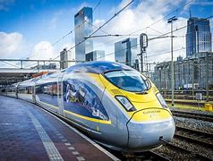 Eurostar adds more high-speed services to Europe